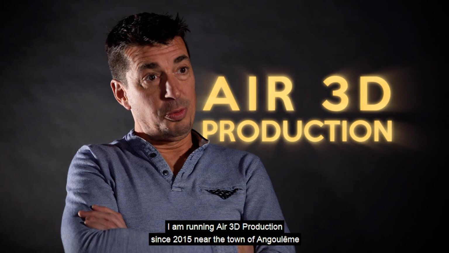 AIR 3D Production